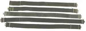 WHOLESALE-LOT-5-X-SWEDISH-ARMY-COMBAT-BELTS-ADJUSATABLE-UP-TO-36-034-WAIST-AUC