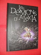 LES DEMONS D' ALEXIA  T 7 EO -  ERS - DUGOMIER / ét NEUF