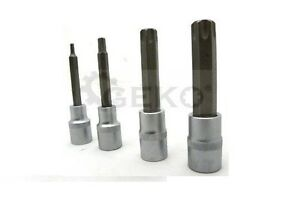 Steckschluessel-T20-T70-fuer-Innen-Torx-Schrauben-Stecknuss-Werkzeug-lang-Nuss-Bit