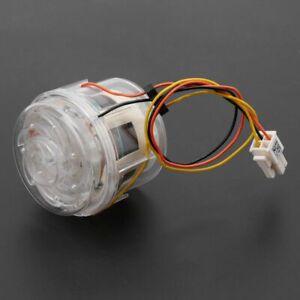 Details about Double Turbine Blade Brushless Motor 12V24V36V Fan DIY Vacuum Cleaner Hair Dryer