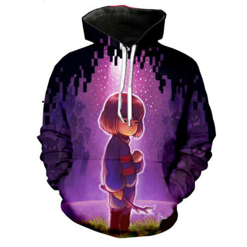 2019 Game Undertale Sans Papyrus Cosplay Sweatshirt Men Casual Hoodie Pullover