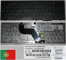 Qwertz-tastatur PO Portugiesisch HP Probook 6540B MP-09A86P0-698 585725-131