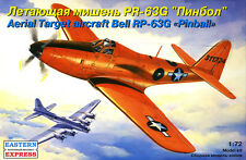 EASTERN EXPRESS 72142 AERIAL TARGET AIRCRAFT BELL RP-63G PINBALL 1/72 NEW