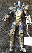 "Iron Man, Concept Series: Artillery Armor ""War Machine"" Figure (Hasbro, 2010)"
