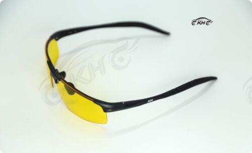 Lunettes de conduite de nuit pour la nuit polarisées Night Vision Men Sunglasses