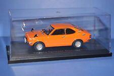 1972 TOYOTA Sprinter Trueno TE27 1/43 Orange NOREV JAPAN