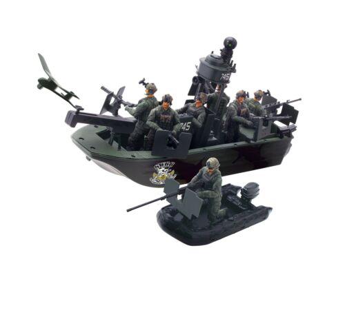 Elite Force Naval Special Warfare Canonnière véhicule
