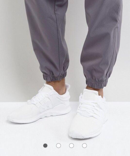 adidas originals eqt support adv trainers in white cp9558 off 78 ...