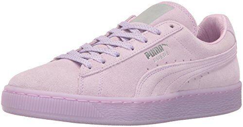 PUMA Womens Suede Classic Mono Ref Iced Wns Fashion Sneaker- Pick SZ color.