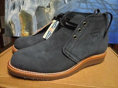 Chippewa Milford 1901G07 Navy Suede