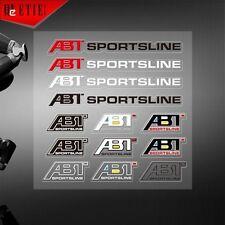 13x ABT sportsline pack decal emblem stickers badge logo for VW