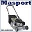 Masport-18-034-RRSP-H-Self-Propelled-Rear-Roller-Alloy-Deck-Lawnmower-2Yrs-Warranty thumbnail 1