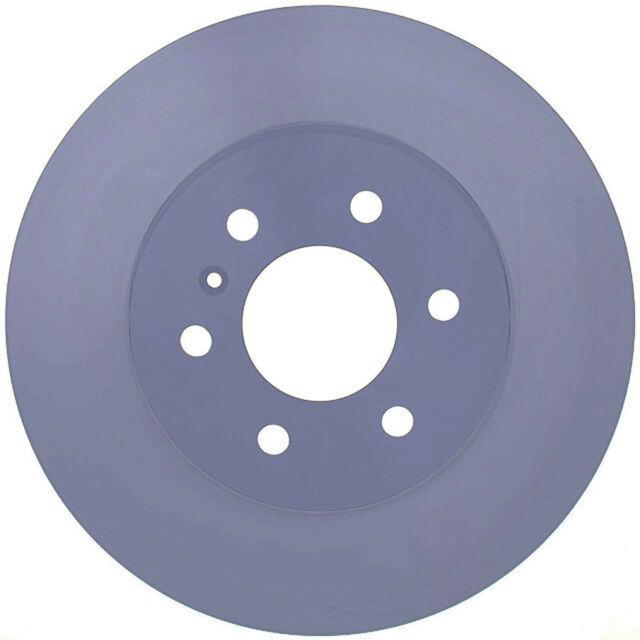 Disc Brake Rotor-Coated Rear ACDelco Advantage 18A2376AC