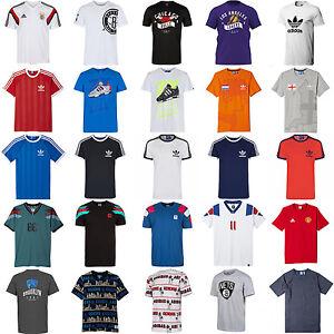 Adidas-HOMME-T-Shirt-a-Col-Ras-Du-Cou-Coton-Sport-Mode-Originaux-Essentials-Ete