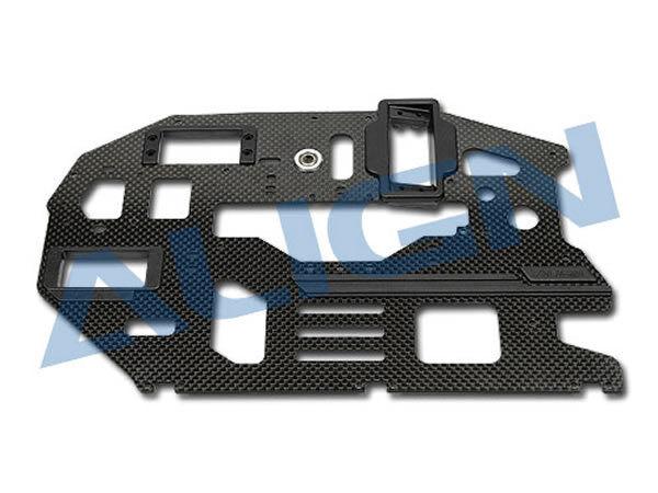 600PRO Carbon Main Frame (R) - 2.0mm