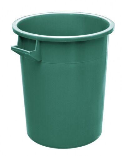 75 L Alpha Kunststoff-Tonne Behälter Fass Tonne grün