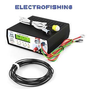 Stunner DC Pulse modulator Catfish Electrofishing Shocker