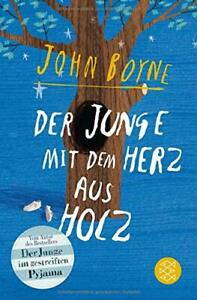 Der-Junge-mit-dem-Herz-aus-Holz-by-Boyne-John-Book-The-Fast-Free-Shipping