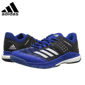 new arrival d7560 2a3fa Image is loading Adidas-Women-s-Crazyflight-X-Volleyball-Shoes-Size-