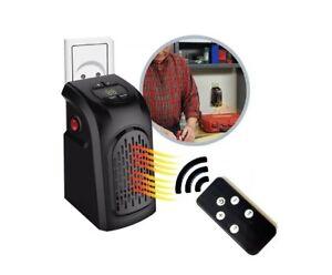Stufa elettrica con telecomando portatile heater basso consumo 400w regolabile ebay - Stufa elettrica a basso consumo ...