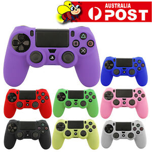 Soft-Silicone-Cover-Skin-Rubber-Grip-Case-for-Sony-Playstation-4-PS4-Controller