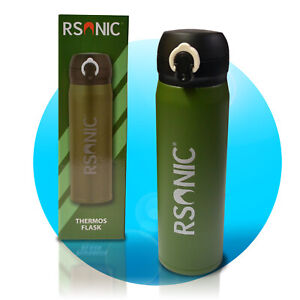 RSonic-Thermoskanne-Thermosflasche-Outdoor-Trinkflasche-Thermobecher-450-ml