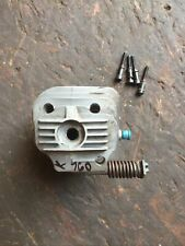 Husqvarna K760 Concrete Cut Off Saw Cylinder Head With Bolts Bin W48