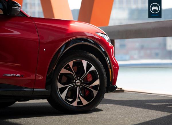 Ford Mustang Mach-E  Standard Range AWD - billede 5