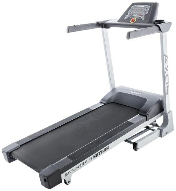 Fitnessgerät Laufband von Kettler Serie Axos Cardio Treadmill bis 120 Sprinter