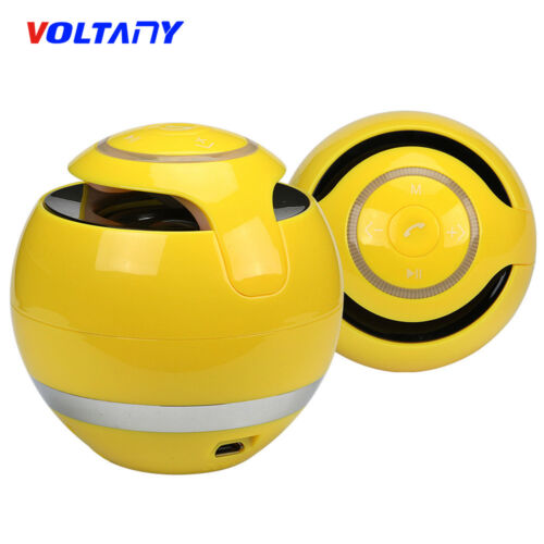 Spherical Portable Super Bass Stereo Bluetooth Speaker for iPhone//Samsung Tablet