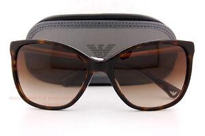 33a71c5ce08 Brand New EMPORIO ARMANI Sunglasses 4025 5026 13 HAVANA GRADIENT ...