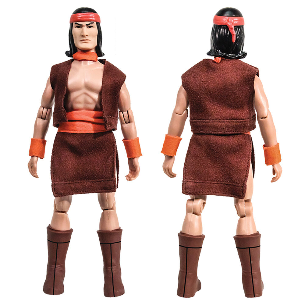 SUPER FRIENDS SERIES 1 ;APACHE CHIEF; 8 INCH ACTION FIGURE NEW IN POLYBAG