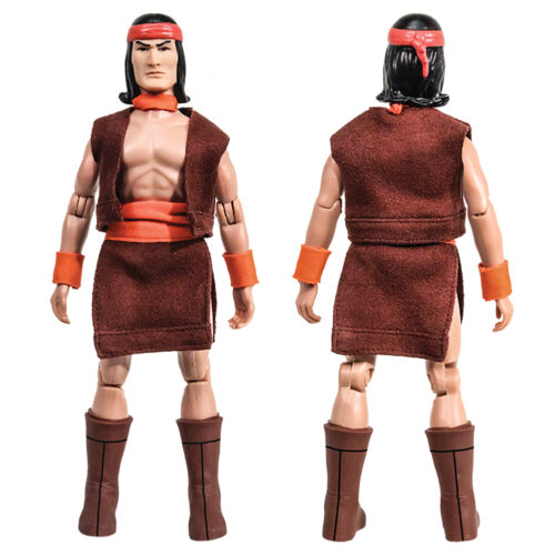 Super Friends style rétro Action Figures Series 1 Apache Chief par FTC