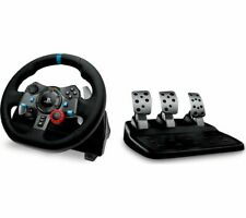 LOGITECH Driving Force G29 PlayStation & PC Racing Wheel & Pedals - Currys