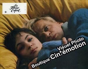 8-Photos-21x27cm-1980-LA-FEMME-ENFANT-Klaus-Kinski-Penelope-Palmer-NEUVE