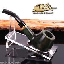 "OUTSTANDING Hand made Mr.Brog original small smoking pipe nr. 32 amet "" DUCAT """