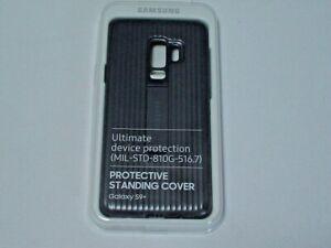 Original-Samsung-Galaxy-S9-Protective-Standing-Cover-Backcover-Schutzhuelle