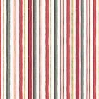 Wilmington Prints Fabrics Magic of The Season by Lisa Auditwhite/red Stripes