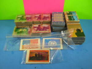 585-Desert-Storm-trading-cards-complete-sets-extras