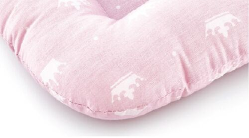 Pillow And Side Support 100/% Cotton BabyJem Baby Newborn Nest Cocoon Cushion