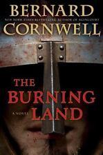 Saxon Tales: The Burning Land No. 5 by Bernard Cornwell (2010, Hardcover)