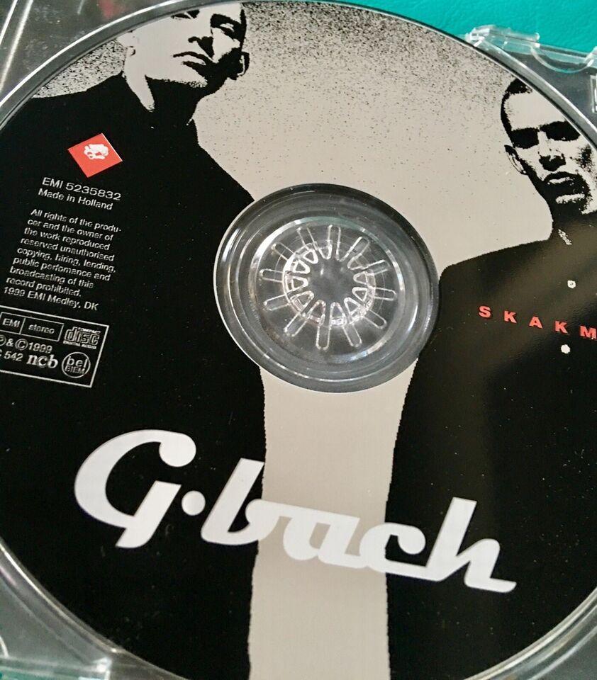 G Bach (Rasmus Seebach): Skakmat, hiphop