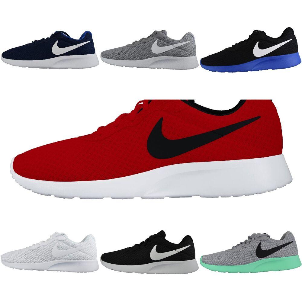 Nike tanjun Chaussure De Course Sneaker Sport Chaussure Basket Textile-