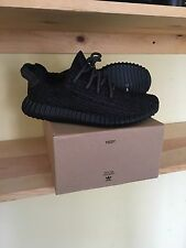 """Yeezy Boost 350 """"Pirate Black"""" 2016 Size 11"""