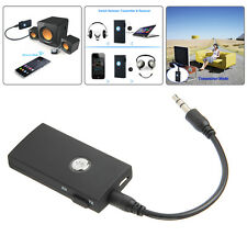 2in1 Bluetooth A2DP Wireless Stereo Audio Adapter 3.5mm Transmitter & Receiver
