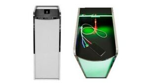 NEU-ZWISCHENSTANDER-ABLAGEELEMENT-SPIELAUTOMAT-DELTA-35-USB-LED