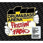 Drum and Bass Arena Presents Friction and Fabio by Friction (England)/Fabio (CD, Apr-2009, 2 Discs, New State)