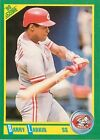 1990 Score Barry Larkin #155 Baseball Card