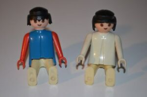 Playmobil-first-figures-with-B-print-blister-packs-9035
