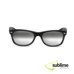 16dfa0b7de Image is loading POLARIZED-Gradient-Grey-Replacement-Lenses-For-Ray-Ban-